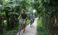 Bicycle Tours in the Mekong delta