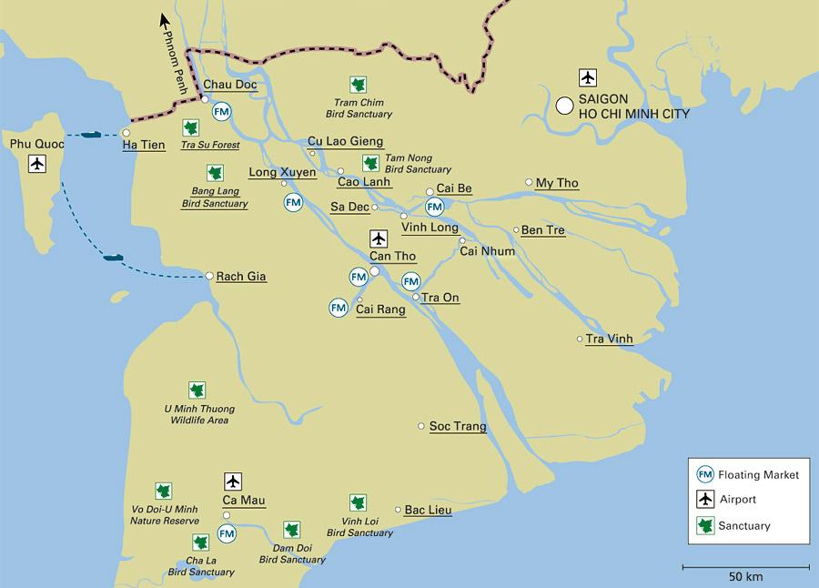 Mekong Delta Travel Guide  Mekong Delta Travel Guide