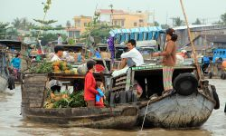 Can Tho - Capital of the Mekong delta